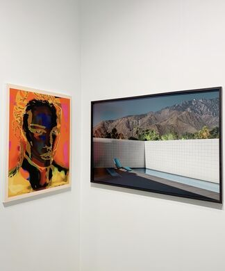TOTH GALLERY at Photo L.A. 2019, installation view