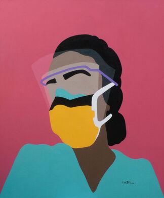 Lola Jiblazee: TRUE WORLD STORY, installation view