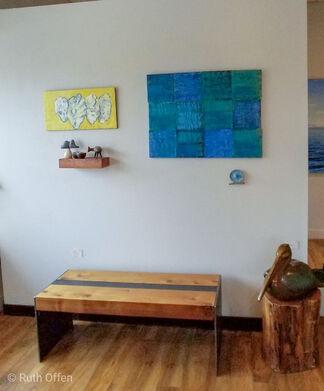 Joan Stuart Ross & David French, installation view