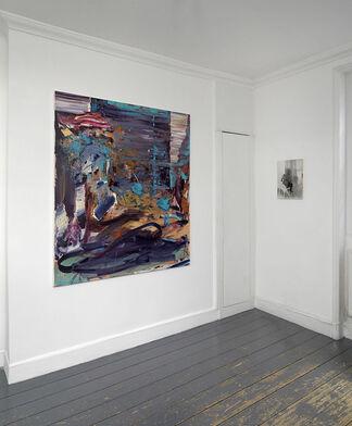 Dark Smoke, installation view
