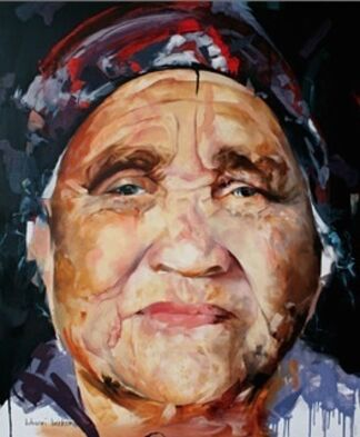 Weekend Focus | Portraits by Luhanri Bekker, installation view