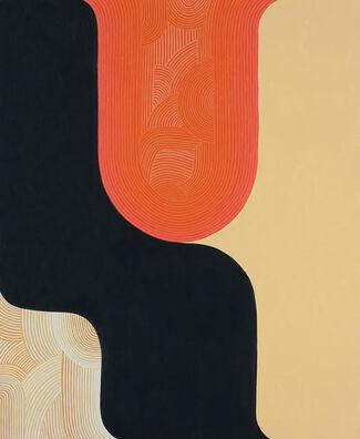 Jenny Kemp, Steady Curve, installation view