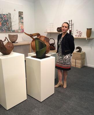 TAI Modern at Art New York 2017, installation view