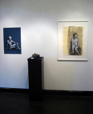 Minimally Charged, installation view