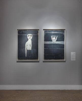 Semiha Berksoy, 'Wall of Hallucination', installation view