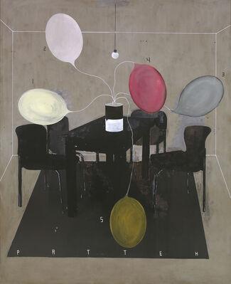 Galerie Krinzinger at FIAC 15, installation view
