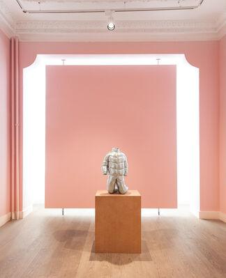 Erwin Wurm, 'Blow Up', installation view