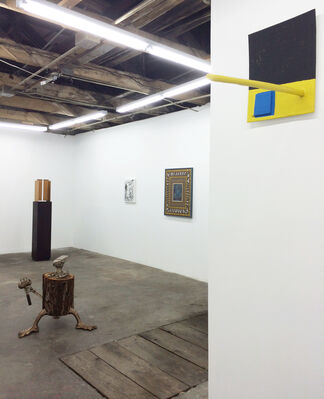 Death Ship: Tribute to H.C. Westermann, installation view