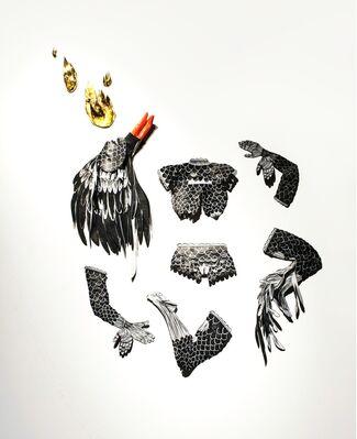 """Susana Guerrero: """"Anatomy of a Myth"""", installation view"""