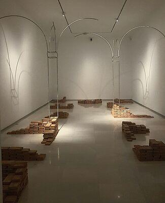 "Juan Garaizabal - ""From conception to realization"", installation view"