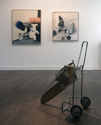 Jaybo: Useless - There might be nothing more free than nonsense, installation view