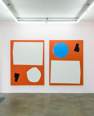 Galerie Allen at Art Brussels 2017, installation view