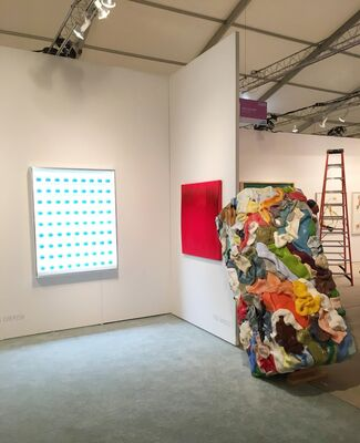 UNIX Gallery at Art Miami 2016, installation view