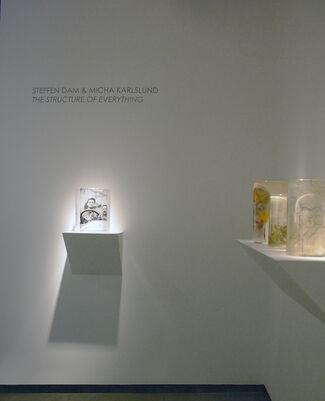 Steffen Dam & Micha Karlslund : THE STRUCTURE OF EVERYTHING, installation view