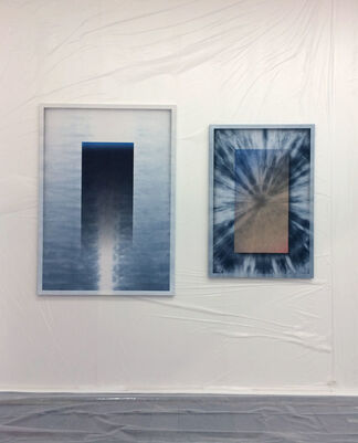The Hole at Art Brussels 2015, installation view