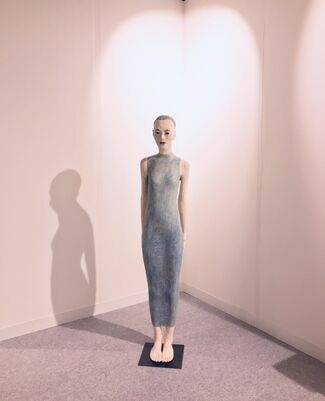 Galleria Doris Ghetta at VOLTA14, installation view