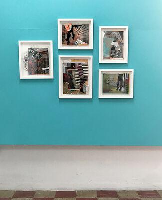 Collaboration, installation view