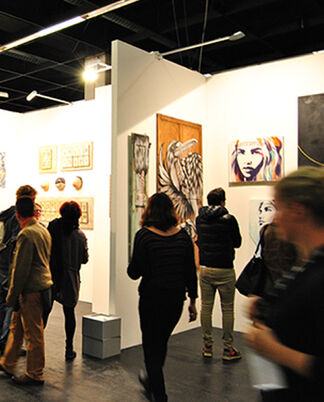 Fousion Gallery at ART.FAIR Cologne 2014, installation view