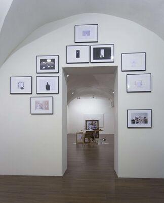 Giulio Paolini - Sulla Soglia, installation view