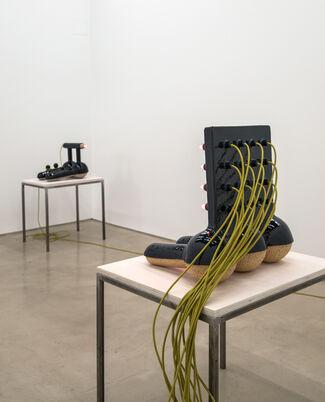 Zachary Leener and Anne Neukamp, installation view