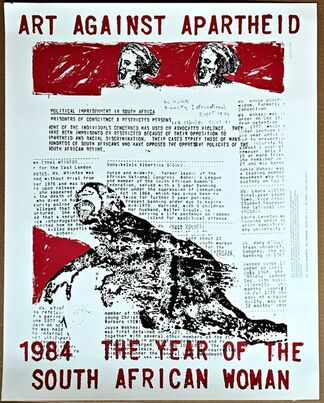 Political Prints & Multiples from the 1960s to today, installation view