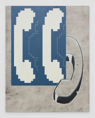 Galerija Gregor Podnar at Artissima 2015, installation view
