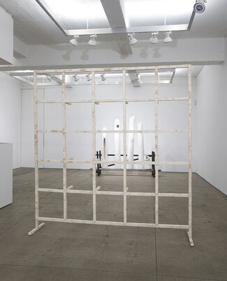 "Jumana Manna ""The Contractor's Heel"", installation view"