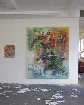 Charim Galerie at Artissima 2014, installation view