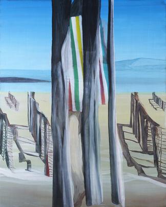 Marc Desgrandchamps: Solitudes, installation view