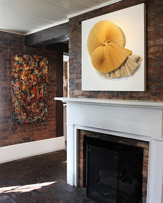 Bill Lowe Gallery at The Estate, installation view