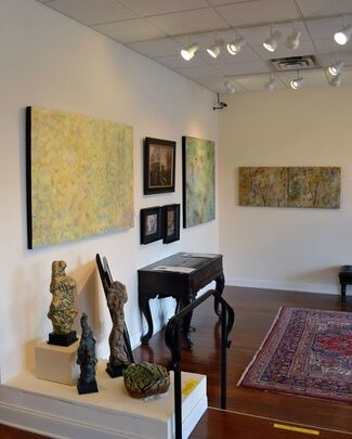 Heart of Art Works by Eden Compton and Ragellah Rourke, installation view