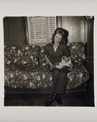 Diane Arbus: A box of ten photographs, installation view