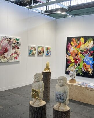 WHITE SQUARE GALLERY at POSITIONS Berlin 2020, installation view