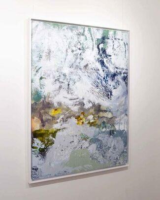 Amélie Ducommun - Sensitive Water Mapping, installation view