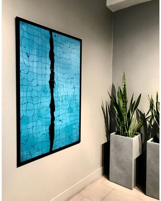 Art in Büro Miami, installation view