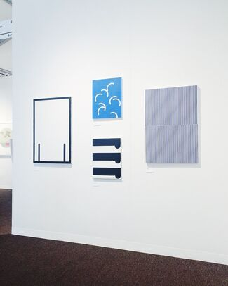 Uprise Art at PULSE Miami Beach 2015, installation view