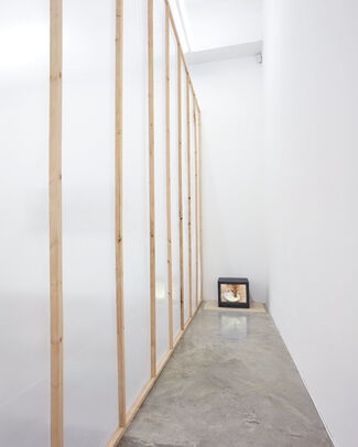 Two Hours, installation view