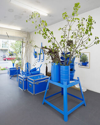 How to do the Flowers, installation view
