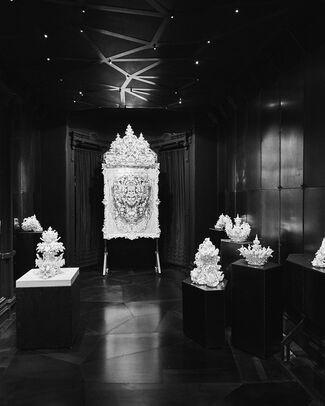 Katsuyo Aoki: Dark Globe, installation view