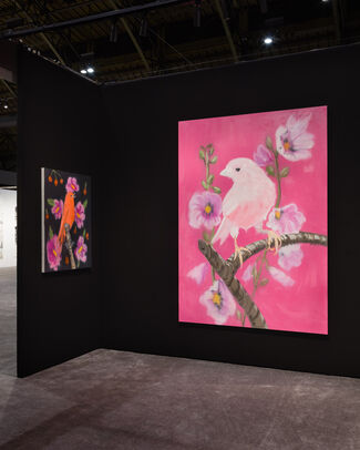 Maccarone at ADAA: The Art Show 2018, installation view