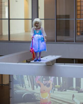 Alex Bag: The Van (Redux)*, installation view