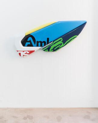 Frédéric Platéus 'Panic Rev', installation view