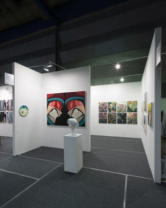 Gallery Kiche at KIAF 2019, installation view