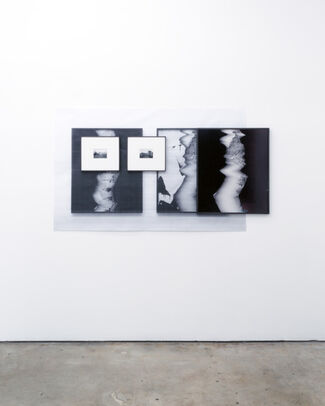 """Cody Trepte """"From Both Moments as Another"""", installation view"""