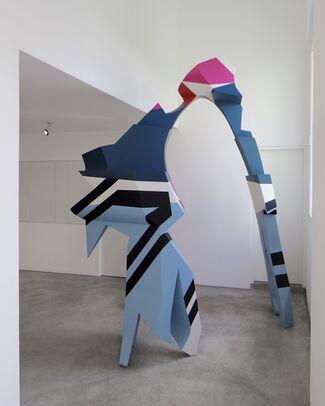 Collaborative works II, installation view