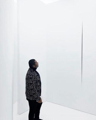 Lucio Fontana: Spatial Environment (1968), installation view