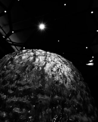 The Orb, installation view
