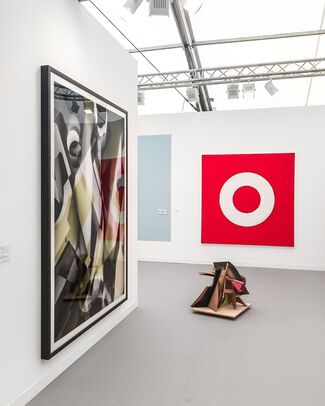 Mai 36 Galerie at Frieze London 2017, installation view