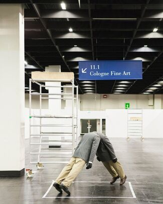 Ruttkowski;68 at COFA Contemporary 2016, installation view