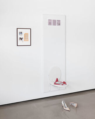 The Written Trace, installation view